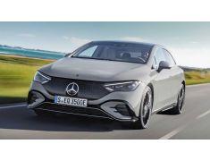 Mercedes-Benz EQE (2022 - Present)