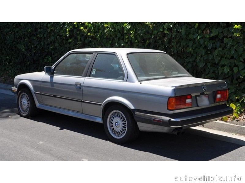 Bmw 3 Series (1982 - 1994), Bmw 3 Series (1982 - 1994) Models