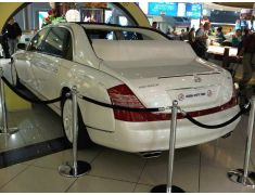 Maybach 57 and 62 (2002 - 2012)