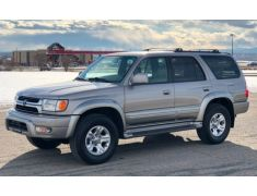 Toyota 4Runner / Hilux Surf / Hilux SW4 (1996 - 2002)