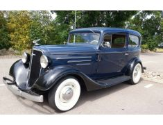 Chevrolet Standard Six / Mercury (1933 - 1936)