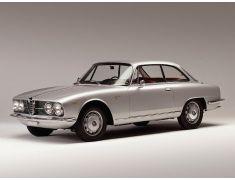 Alfa Romeo 2000 (1958 - 1962)