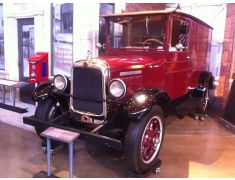 Chevrolet Series AA Capitol (1927)