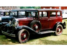 Chevrolet Series AE Independence (1931)