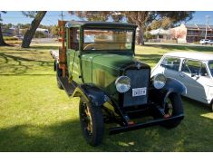 Chevrolet Series AC International (1929)