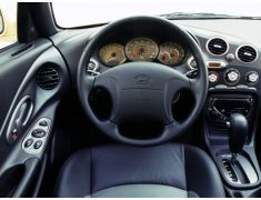 Hyundai Tiburon / Coupe (1996 - 2001)