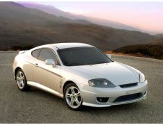 Hyundai Tiburon / Tuscani / Coupe (2001 - 2009)