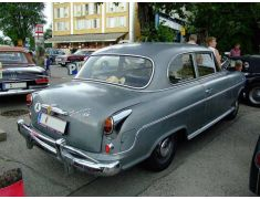 Borgward Isabella (1954 - 1962)
