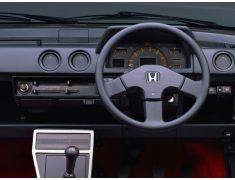 Honda City (AA) / Jazz (1981 - 1986)