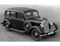 Mercedes-Benz W143 / Type 230 (1937 - 1941)