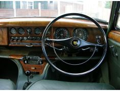 Jaguar S-Type (1963 - 1968)