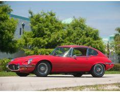Jaguar E-Type (1961 - 1975)