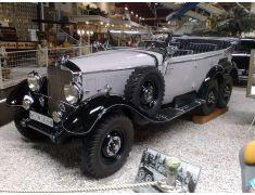 Mercedes-Benz W31 / Type G4 (1934 - 1939)