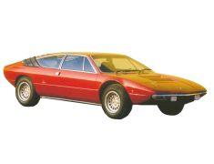 Lamborghini Urraco (1972 - 1979)