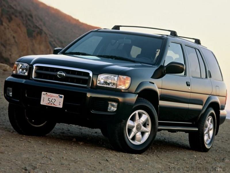 Nissan Pathfinder / Terrano (1996 - 2004), Nissan Pathfinder