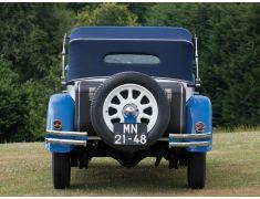Mercedes-Benz W02 (1926 - 1933)