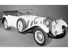 Mercedes-Benz S-Series / Model SSKL (1926 - 1933)
