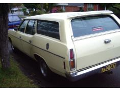 Ford Falcon / Fairmont (1976 - 1979)