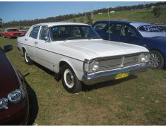 Ford Falcon / Fairmont / Futura (1966 - 1972)