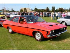 Ford Falcon / Futura / Fairmont (1972 - 1976)