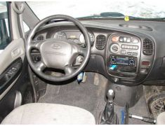 Hyundai Starex / H200 / Satellite / Libero (1997 - 2007)
