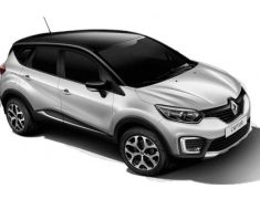 Renault Kaptur (2016 - Present)