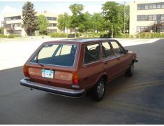 Audi 80 / Fox (1972 - 1978)