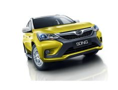 BYD Song (2015 - 2018)
