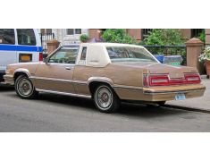 Ford Thunderbird (1980 - 1982)