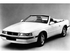 Chrysler TC by Maserati (1989 - 1991)