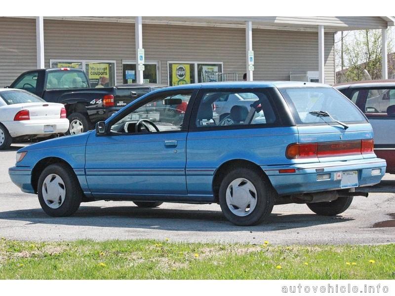 dodge colt 1989 1992 dodge colt 1989 1992 models dodge colt rh autovehicle info 92 Dodge Colt Coupe 91 Dodge Colt