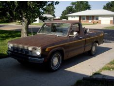Ford Courier / Raider (1952 - 2013)