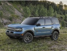 Ford Bronco Sport (2021 - Present)