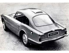 Reliant Sabre (1961 - 1963)