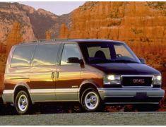 GMC Safari (1995 - 2005)