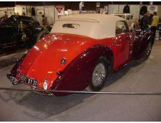 Bugatti Type 57 Atalante Faux Cabriolet Decouvrable / Stelvio / Ventoux (1934 - 1940)