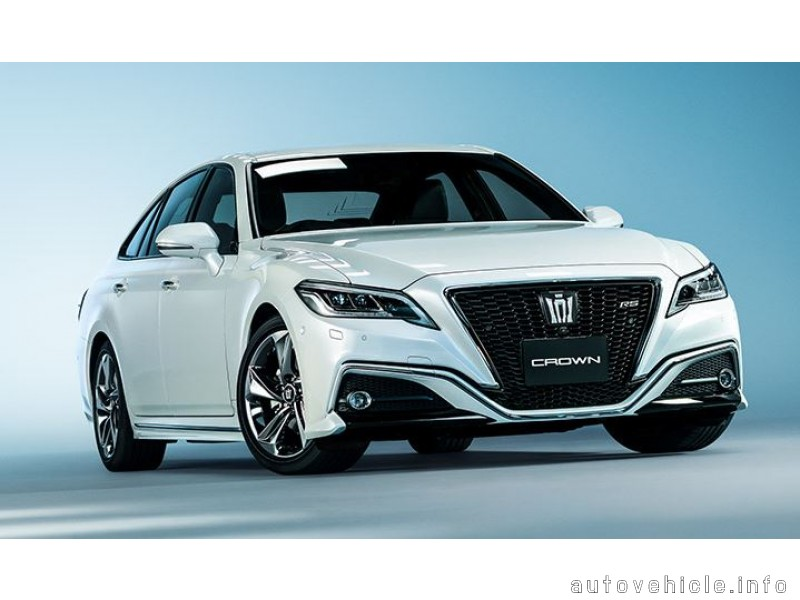 Toyota Crown 2018 Present Toyota Crown 2018 Present