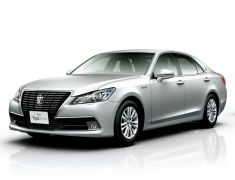 Toyota Crown (2012 - 2018)