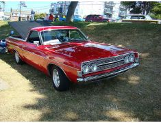 Ford Ranchero (1968 - 1969)