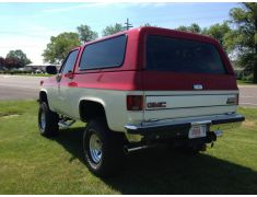 GMC Jimmy (1973 - 1991)
