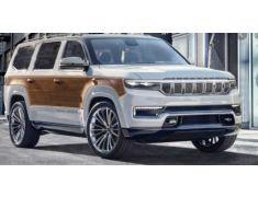 Jeep Grand Wagoneer (2022 - Present)