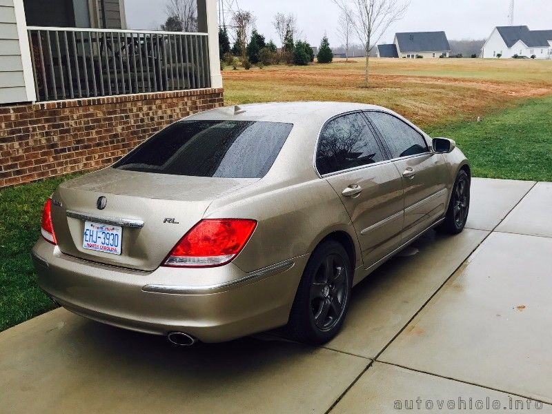 spec prototype acura rl a pictures journal
