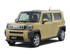 Daihatsu Taft (2020 - Present)