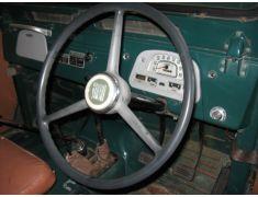 Toyota Land Cruiser / Bandeirante (1955 - 1960)