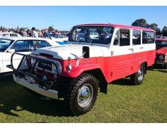 Toyota Land Cruiser / Bandeirante / Macho (1960 - 1984)