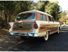Ford Country Squire (1955 - 1956)