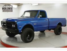 GMC C/K (1967 - 1972)