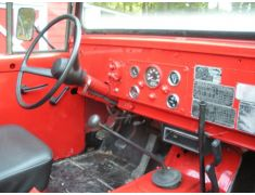 Kaiser Jeep M715 / Five Quarter / Rastrojero M715 (1967 - 1969)