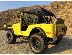 Jeep CJ-5 / Shahbaz (1972 - 1983)