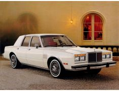 Chrysler Fifth Avenue (1982 - 1989)